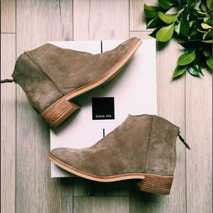 Dolce Vita | Tucker Booties in Taupe